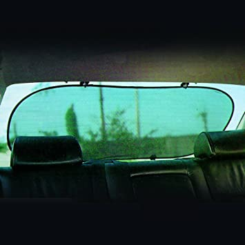 Carpoint 0510107 Faltbare Sonnengardine Heckscheibe