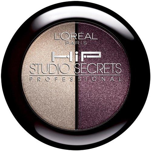 L'Oréal Paris HiP studio Secrets Professional Metallic Duos, électrifié, 0,08 once