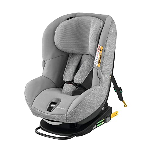 Bébé Confort MILOFIX Silla de auto de 0 a 4 años R44 14 0 18 kg gr 0 1 color gris Nomad Grey