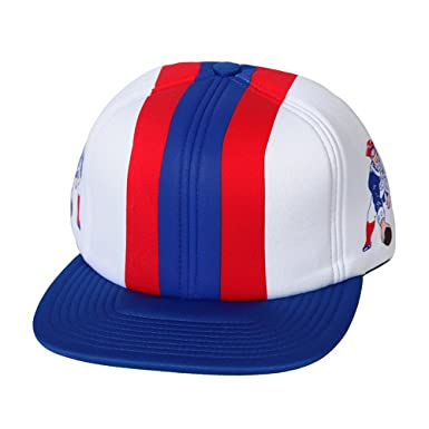Amazon.com  New England Patriots Foam Helmet Adjustable Snapback Hat ... 998b5240510