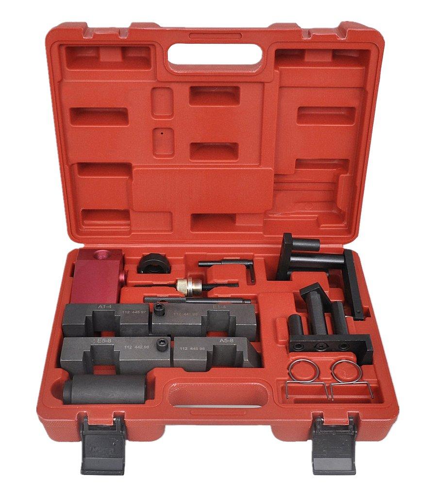 Supercrazy BMW M60 M62 M62TU Engine Camshaft Vanso Locking Alignment Timing Tool Kit SF0219