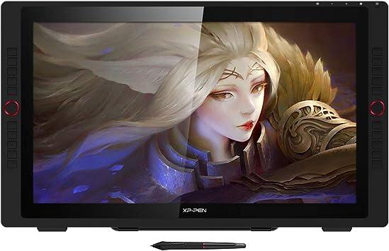XP-PEN Artist 24 Pro   Tableta Gráfica de Dibujo   Tableta Digitalizadora con Pantalla 2K HD de 23.8 pulgadas   con Lápiz sin Batería y Software Gratuito   Compatible con Mac OS Windows 10/8/7: Amazon.es: Electrónica