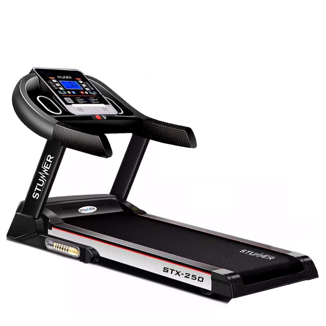 Stunner Fitness STX-250 (2.0 HP) Motorised Treadmill with