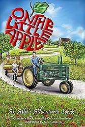 On The Little Apple: Black & White (Allie's Adventures) (Volume 2)