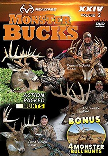 Br &Nameinternal Realtree Outdoors DVD Monster Bucks XXIV, Volume 2