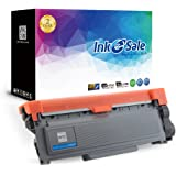 INK E-SALE Compatible Brother High Yield TN660 TN630 Toner Cartridge Black for Brother MFC-L2700DW HL-L2340DW HL-L2300D HL-L2380DW DCP-L2540DW DCP-L2520DW MFC-L2740DW MFC-L2720DW Printer (1-Pack)