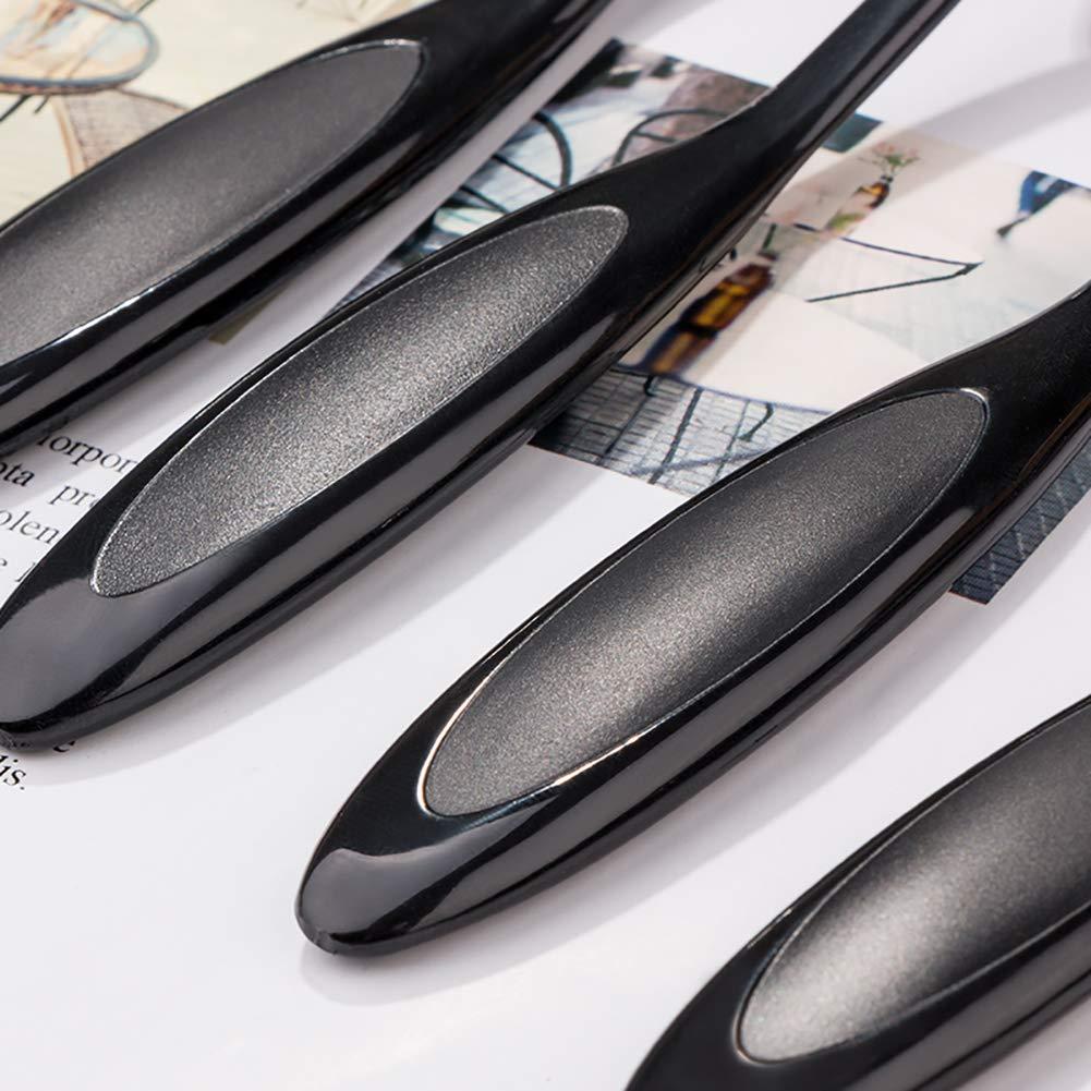 Crafting Ink Blending Brush Set 5 pcs Size Color Blending Paper Crafter