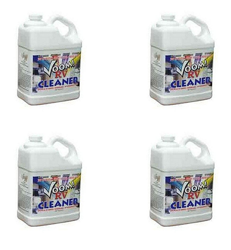 Voom Wheel Master WM11003 RV Trailer Camper Cleaners Rv Cleaner & Degreaser 1 Gallon (4)