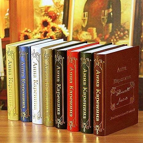 Wcz Ornamento Creativo Moderno Decorazioni Per La Casa Retro Libri