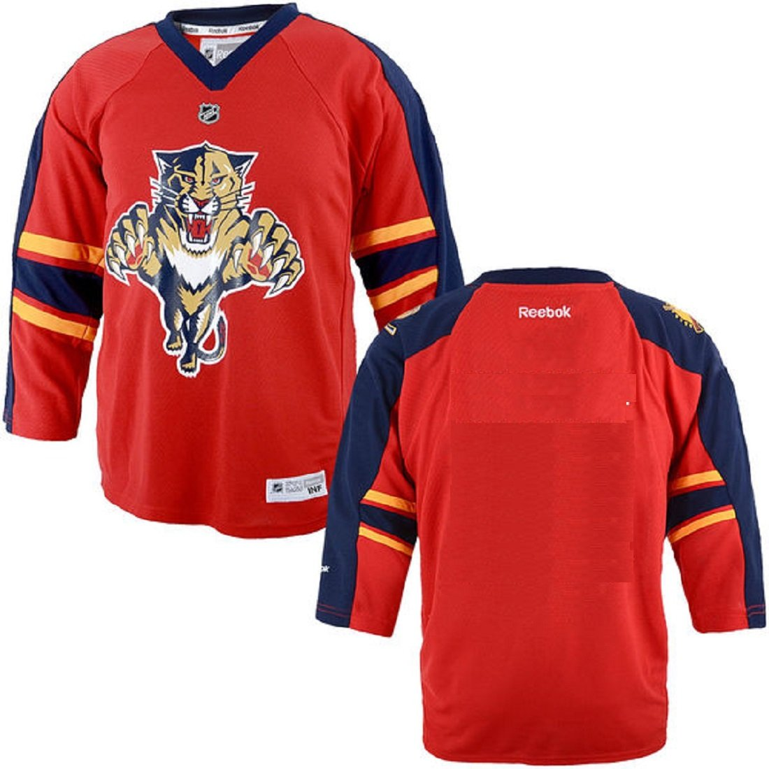 1191e4ed Florida Panthers NHL Reebok Jersey Infant 12-24 months Red