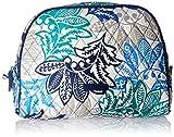 Vera Bradley Large Zip Cosmetic, Santiago