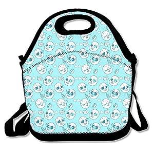 Amazon Com Superww Undertale Sans Lunch Bag Tote Handbag