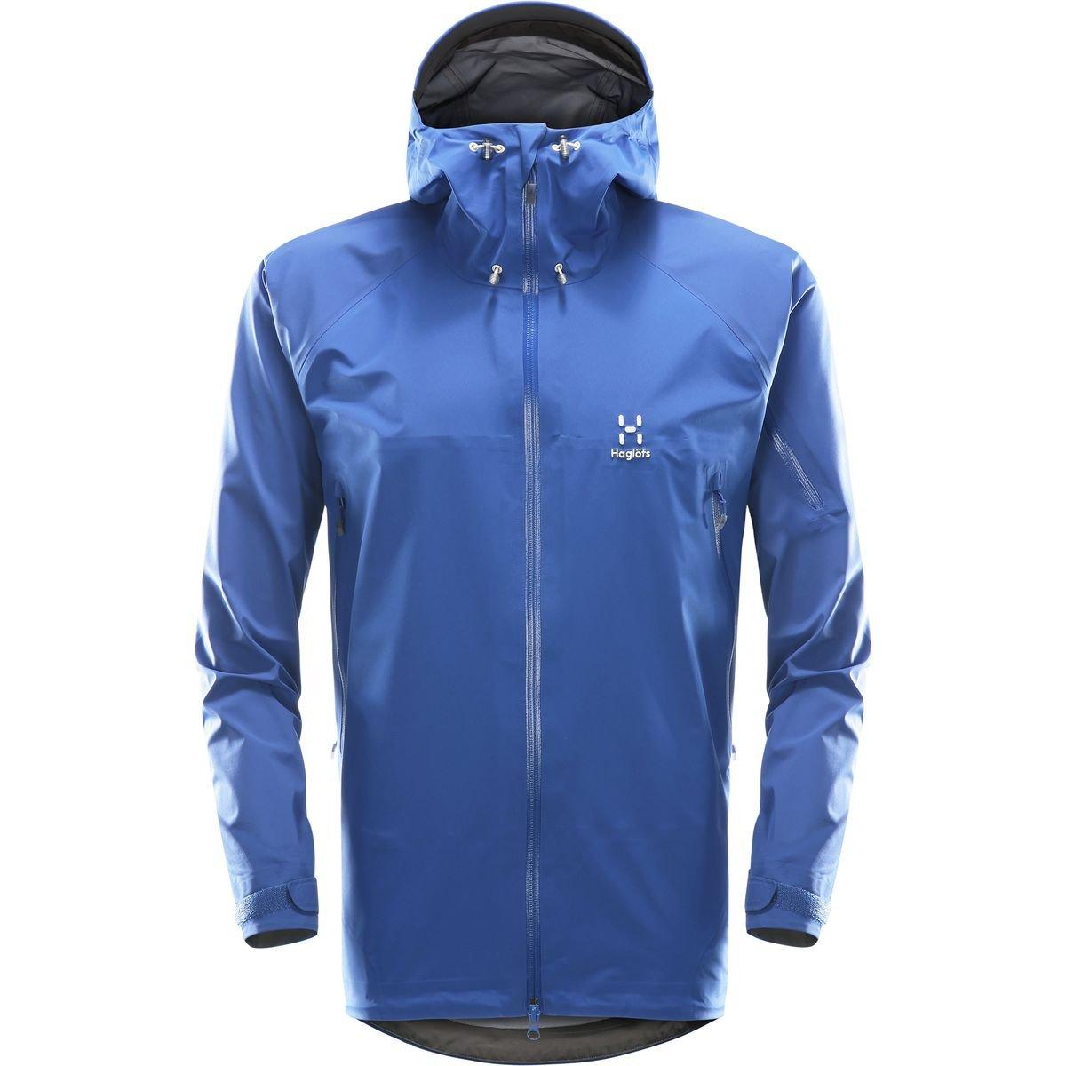 Haglofs ROC Spirit Jacket – Men 's Cobalt Blue , S B079VLLVYW