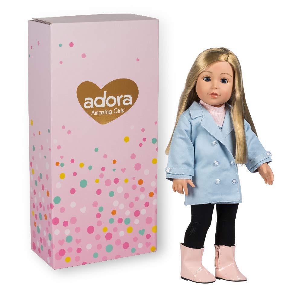 Adora Amazing Girls 18-inch Doll, ''Starlet Harper'' (Amazon Exclusive) by Adora