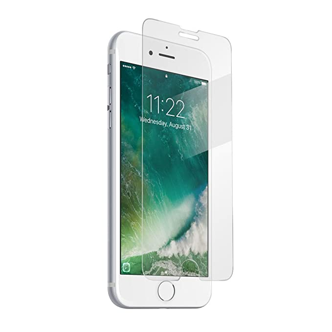 16373a21c972d1 Image Unavailable. Image not available for. Color: BodyGuardz - Pure Glass  Screen Protector ...