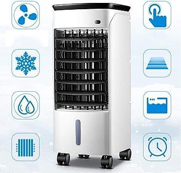 Hogar móvil Pequeño acondicionador de Aire Tipo de Ventilador ...