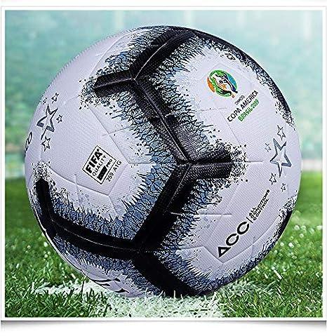 Tamaño Partido de fútbol Profesional de Oficial 4 PU balón de ...