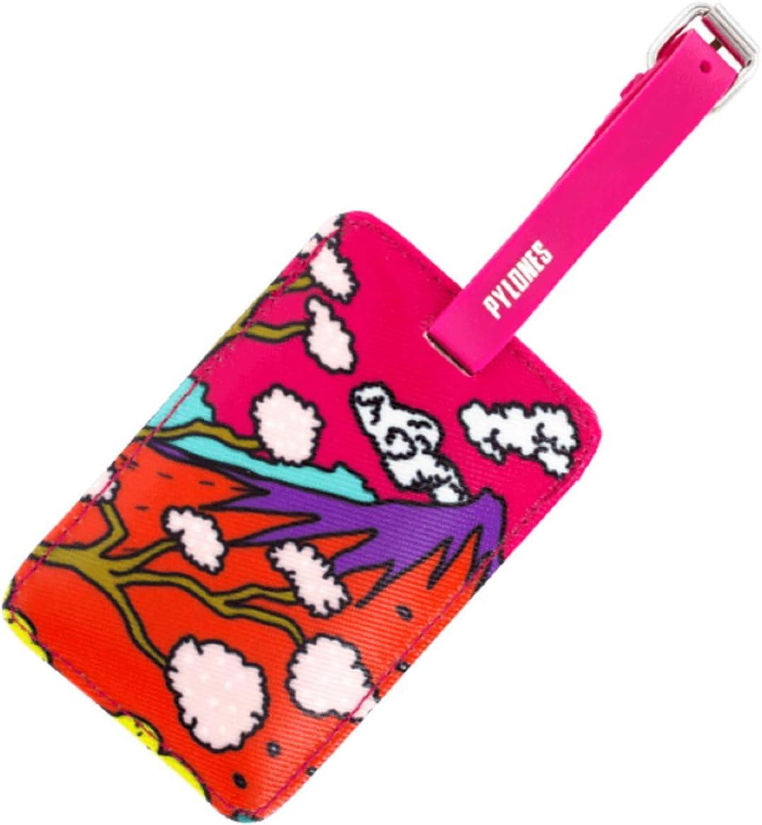Etiqueta para equipaje Multicolor multicolor Pyl/ônes
