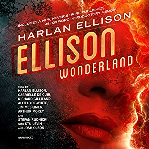 Ellison Wonderland Audiobook