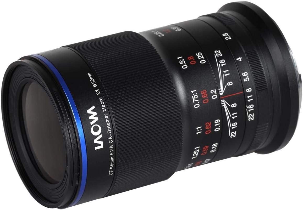 Laowa 65mm F 2 8 2x Ultra Macro Apo Für Fuji X Mount Kamera