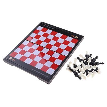Buy Whitleys Folding Magnetic International Chess Set Board