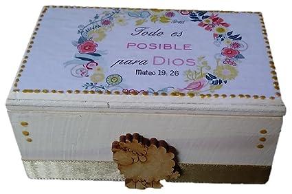 Gospel Gift Promise Box 60 Daily Scripture Bilingual Card - Caja de Promesas 60 tarjetas Bilingues