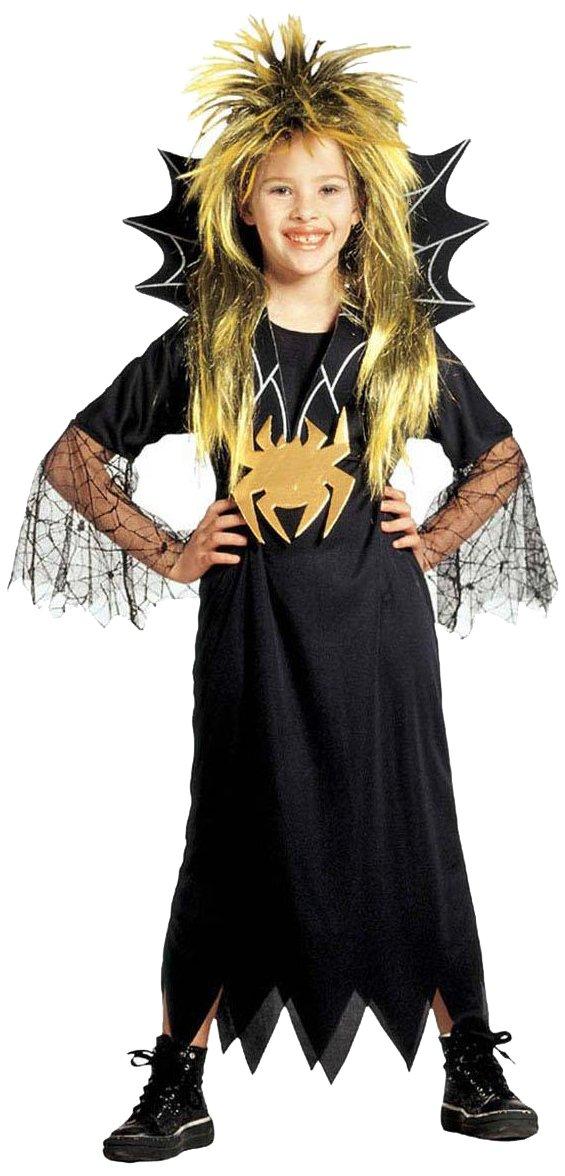 - 61MBBXkvfCL - Children's Spidergirl 128cm Costume Small 5-7 Yrs (128cm) For Halloween Fancy
