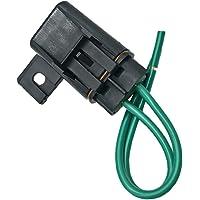 Sharplace Portafusibles y Fusibles Protector de Circuito