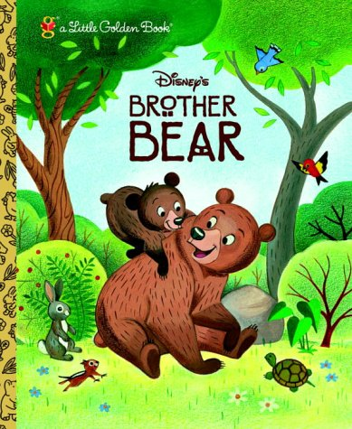 brother bear random house disney 0027778021761 amazon com books