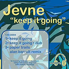 Jevne - Keep It Going