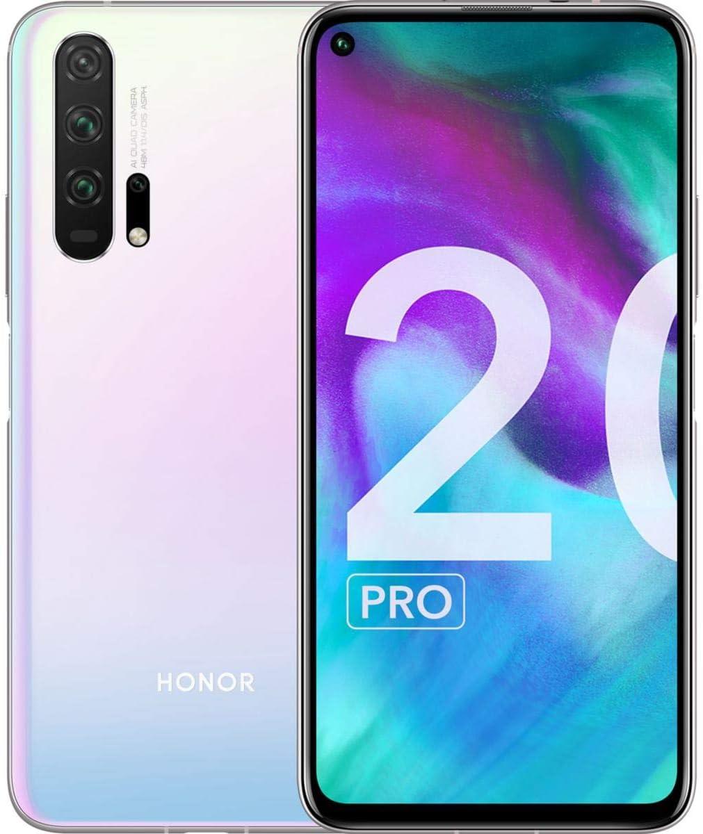 Huawei Honor 20 Pro 8GB/256GB Blanco (Icelandic Frost) Dual SIM ...
