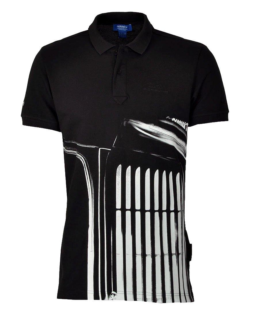 adidas Originals Porsche Design Turbo Graph Polo Camiseta Té XS ...