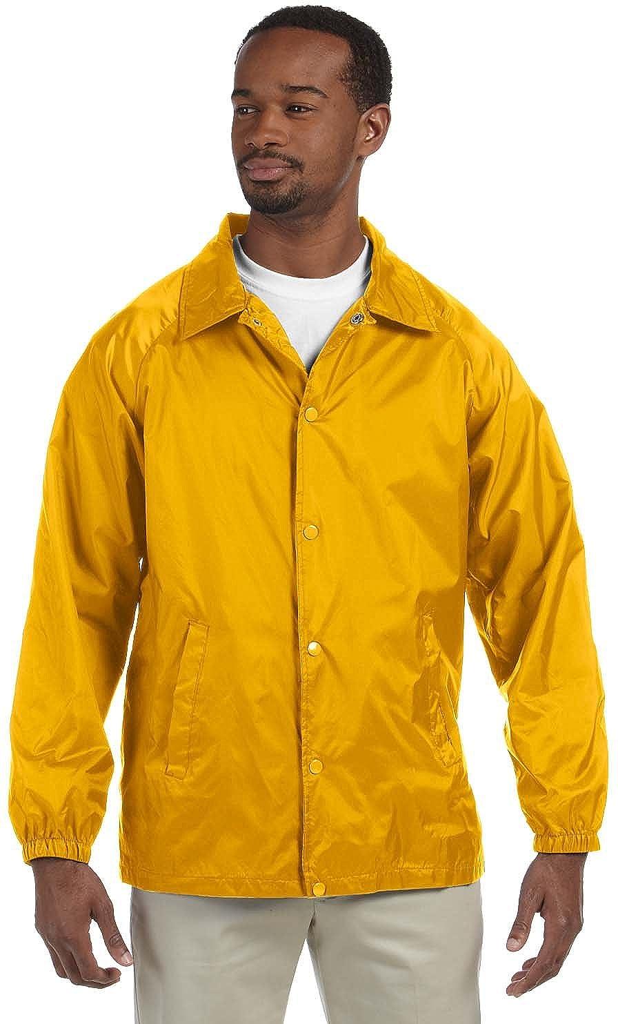 Harriton Mens Nylon Staff Jacket M29471