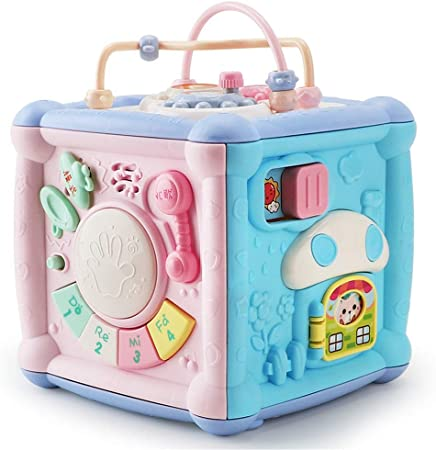Zoueroih Neonati Giochi Interattivi Educativo Toddler Bambini