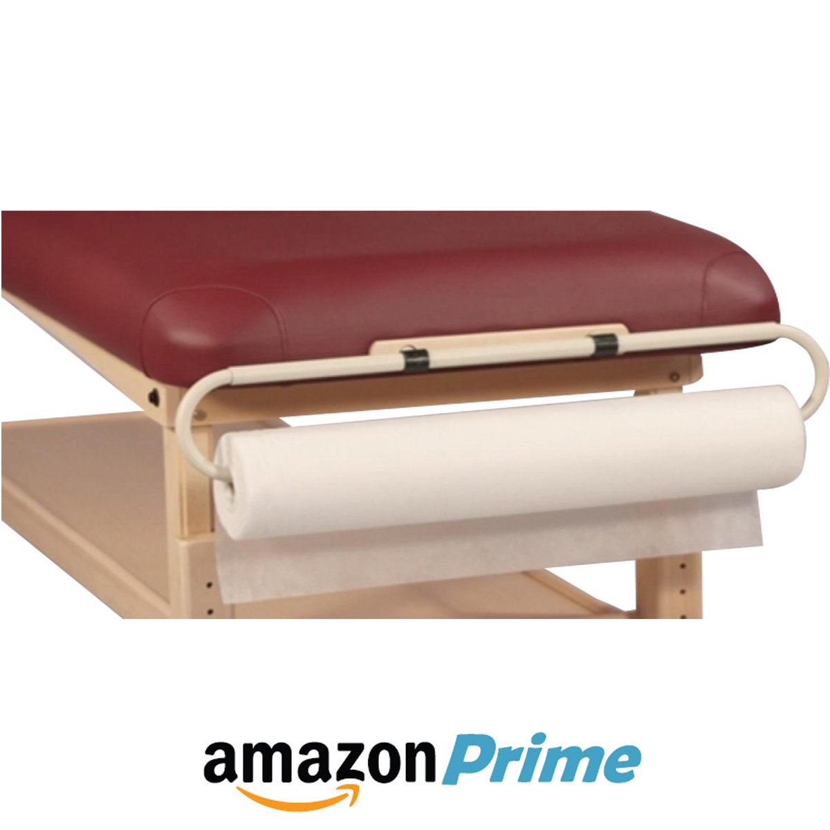2 Rolls of 70.5''x30'' 50 Sheets Disposable Non-Woven Paper Exam Table Bed Cover by TOA Supply (Image #3)