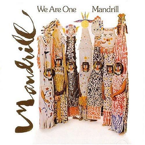 Resultado de imagen de mandrill we are one
