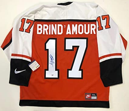 pretty nice 26776 a647b Rod Brind'amour Signed Philadelphia Flyers 1997 Stanley Cup ...