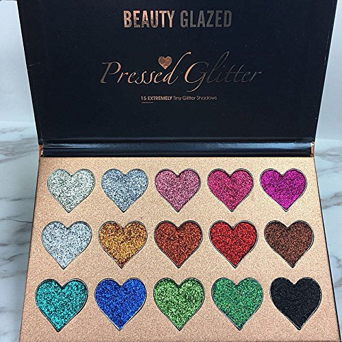 Shadow Storm Deluxe (Makeup Eyeshadow Palette 18 Colors The Weather Collection Matte Shimmer Glitter Pigment Eye Shadow Makeup Pallete 7)