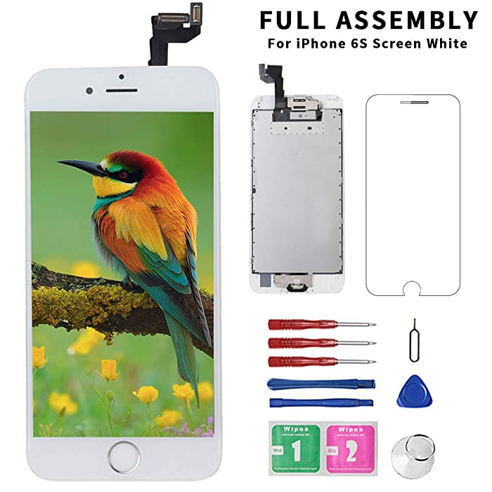 Top 9 Iphone 6S A1688 Screen Replacement Home Button