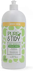 Pure & Tidy Oxy-Powered Urine Destroyer