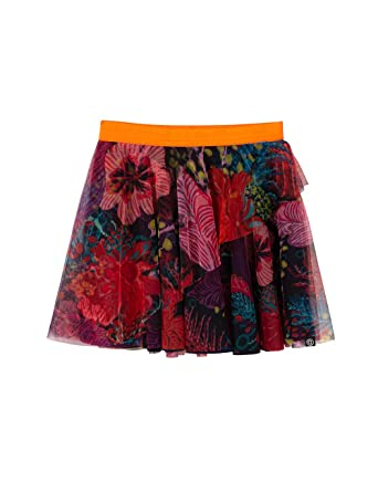Desigual Fal_Denver Falda para Niñas: Amazon.es: Ropa y accesorios