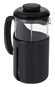 OXO BREW Venture Travel French Press with Shatterproof Tritan Carafe