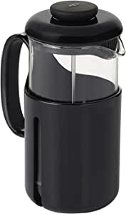 OXO 11181100 BREW Venture Travel French Press with Shatterproof Tritan Carafe,Black