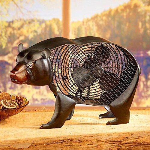 fans-woodland-bear-fan-dual-speed-electric-table-fan
