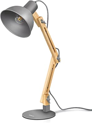 Meijer Task Lamp At Home Swing Arm Clip Metal 34 Quot X 5 Quot X