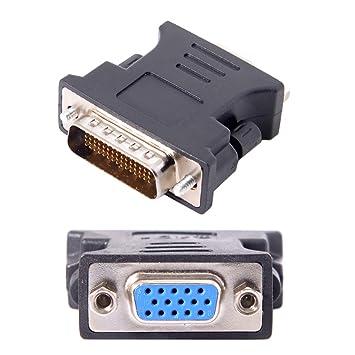 LFH DMS-59pin Macho a 15pin VGA RGB Hembra Adaptador de ...