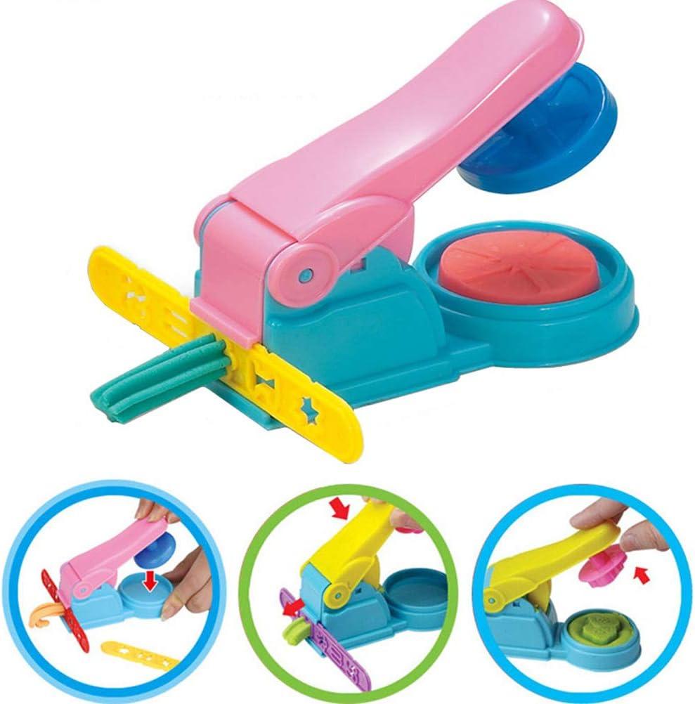 Daxoon 3D Plasticine Tools Outil cr/éatif de p/âte /à Modeler pour Les Enfants Qui apprennent des Jouets /éducatifs