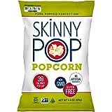 SkinnyPop Popcorn, Original Popped Popcorn, Gluten-free Popcorn, Non-GMO Vegan Snack, 4.4 oz