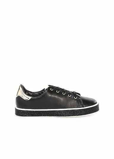 Sneakers for Women On Sale, White, Leather, 2017, 2.5 Liu Jo
