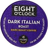 Eight O'Clock Dark Italian Roast K-Cups (72 count)